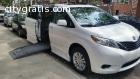 Handicapped Van - 2011 Toyota Sienna XLE