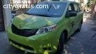 Handicapped Van – 2014 Toyota Sienna