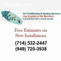 Heating And Air Conditioning Anaheim