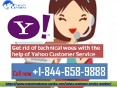 Help of Yahoo Customer Service