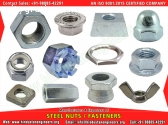 Hex Nuts Manufacture Expoter in india