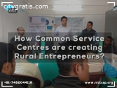 How Common Service Centres are creating