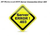 How do I Fix HP Printer Error 403