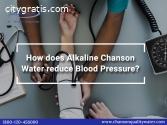 How does Alkaline Chanson Water Reduce B