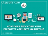 How does SEO work with Effective Affilia