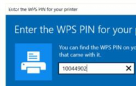 How To Connect your HP Printer via WPS P
