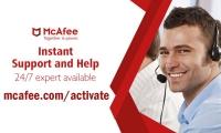 How to create a McAfee Antivirus Account