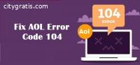 How to Fix AOL Error 104? +1-888-209-303