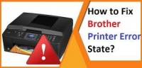 How to Fix Brother Printer in Error Stat