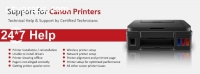 How to Fix Canon Printer Error Code 2100
