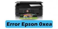 How To Fix Epson Printer Error Code 0xea