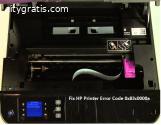 How to Fix HP Printer Error Code 0x83c0