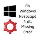 How to Fix Windows Nvspcap64 dll Missing