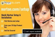 How to Install  Norton Setup With Produc