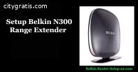 How to Setup Belkin N300 Range Extender