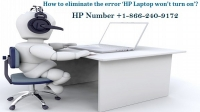 HP Laptop Battery not charging