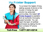 HP Printer Support to Resolve Broken or