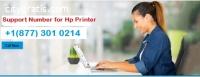 HP Printer Tech Support +1 877 301 0214