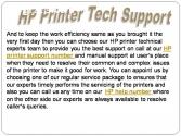 HP Printer Tech Support Fix up Best Tech