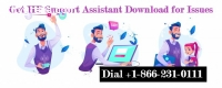 HP Support Assistant Download +1-866-231