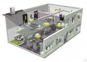 HVAC 2D Drafting & 3D Modeling Services