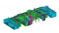 HVAC 3D Model