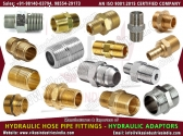 hydraulic hose pipe end fittings manufac
