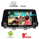 Hyunday Kona 2017 car radio android GPS