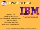 Ibm laptop Support  Usa Toll Free – 1-80