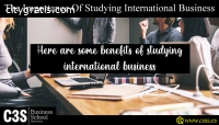 IMPORTANCE OF STUDYING INTERNATIONAL BUS