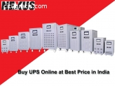 Industrial UPS manufacturer in India