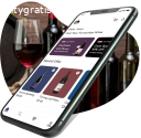 Initiate on-demand alcohol delivery app