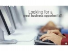 investment opportunities and business