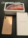iPhone XS MAX --  $600