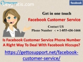 Is Facebook Customer Service Phone Numbe