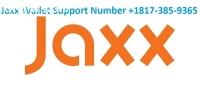 Jaxx Wallet Support 817-385-9365 Number