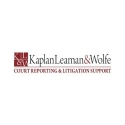 - Kaplan Leaman & Wolfe Court Reporters