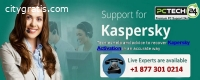 Kaspersky Activation code | Toll Free +1