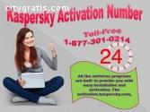 Kaspersky Activation Number +1 877 301 0