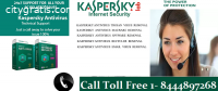 kaspersky support number ( Toll Free ) 1