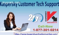 Kaspersky Tech Support Phone Number for