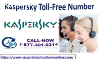Kaspersky Toll-Free Number +1 8773010214