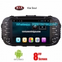 Kia Soul car audio radio android wifi dv