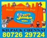 KIilpauk Podar Jumbo Kids | 8072629724 |