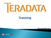 Know the Cause Why We Love Teradata