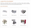 Laminating Equipment/Supplies