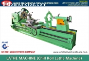 Lathe Machines Manufacturers Exporters