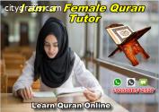 Learn Quran Online | Female Quran Tutor