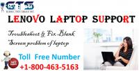 Lenovo Laptop Support for Blank Screen
