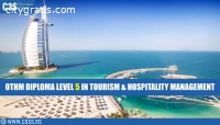 LEVEL 5 DIPLOMA IN TOURISM & HOSPITALITY
